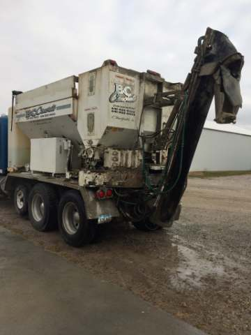 Used and New Mobile Concrete Trucks - Current Inventory