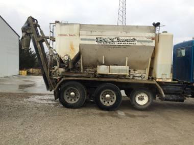 Used And New Mobile Concrete Trucks Current Inventory